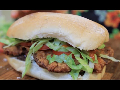 Fried Steak Torta Milanesa (Amazing Mexican Sandwich)
