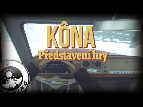 [CZ-LP] Představení hry - Kona - Detektiv v Kanadě