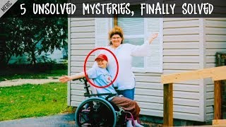 5 Unsolved Mysteries, Finally SOLVED By Surprising Twists | Part 4