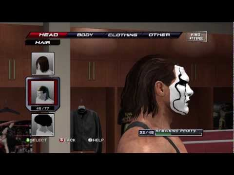 Download How To Make ( The Icon ) Sting On WWE Smackdown Vs Raw 2011 In HD HD Mp4 3GP Video and MP3