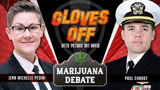 Heated Marijuana Debate   Gloves Off With Patrick Bet David   Ep 1