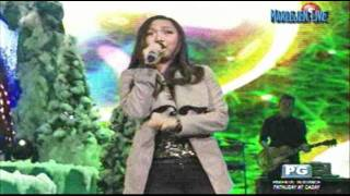 """Christmas With Charice [TV5] Concert - """"Jingle Bell Rock""""  = 12/11/11"""