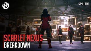 Scarlet Nexus   Breakdown