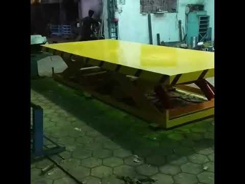 Scissor Lifter
