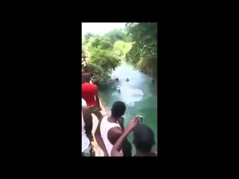 Nhảy cầu level Châu Phi - các anh rất tỉnh và đẹp choai