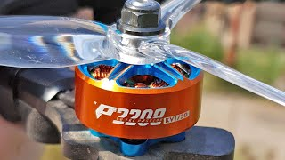 T-Motor Pacer 2208 1750KV (6S) Review & Test