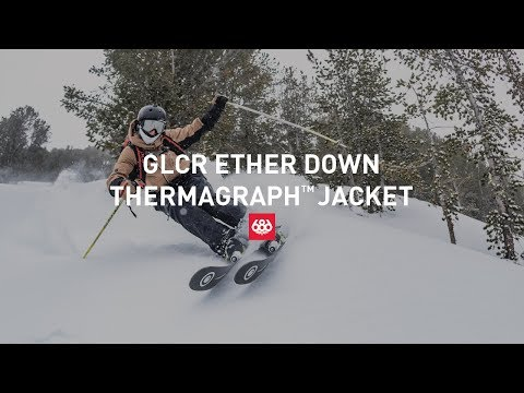 GLCR Ether Down Thermagraph™ Jacket