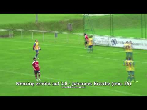 Spielbericht FC Schruns : FC Nenzing