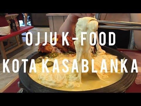 Video Ojju K-Food / Kota Kasablanka