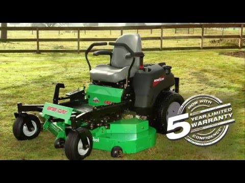2018 Bob-Cat Mowers CRZ 61 in. Kawasaki FR651V 726 cc in Mansfield, Pennsylvania - Video 1