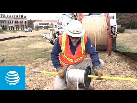 AT&T's Construction & Engineering Group is Building the Next-Generation Network-youtubevideotext