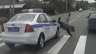 ДПС сбивают пешеходов