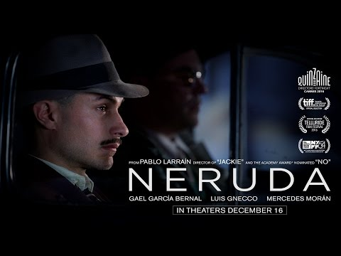 Movie Trailer: Neruda (0)