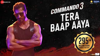 Knock Knock,Tera Baap Ayaya Song Lyrics in English - Commando 3
