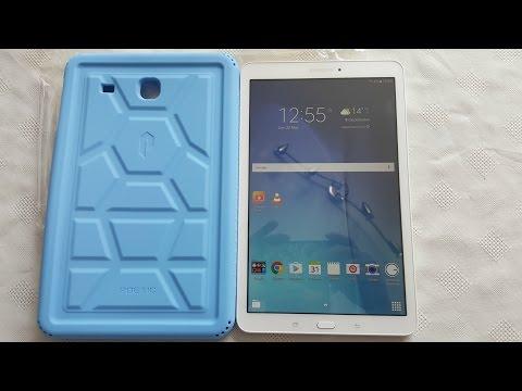 Samsung Galaxy Tab E 9.6 Poetic TurtleSkin Case Review