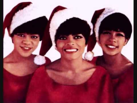 The Supremes - Santa Claus Is Coming To Town - Christmas Radio