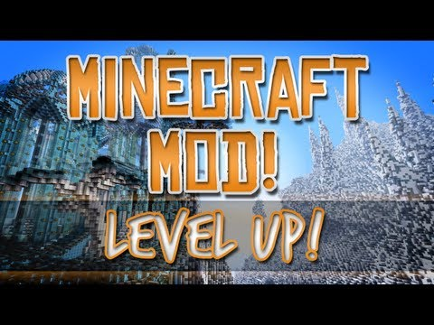 Minecraft Mod! Level Up! - Rewards for Levels
