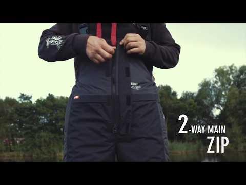 Fox Rage Winter Suit thermoruha szett (kabát + nadrág) videó