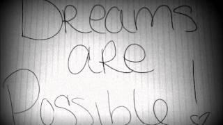 Impossible Dreams- Danielle Peck (Lyric Video)