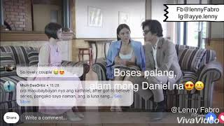 Kathniel funny videos during Live interview at thailand & Daniel Padilla's accent 😍 #TheHowsOfUs