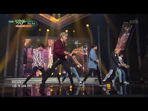뮤직뱅크 Music Bank - You Are - GOT7.20171020