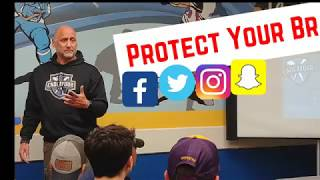Endeavour Sports Group - Social Media 101 Protect Your Brand