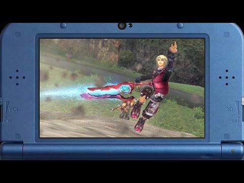 Nové video z Xenoblade Chronicles 3D