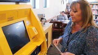 New DMV Kiosk Serves Up Car Registrations