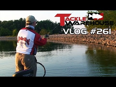 Fishing the Strike King Tour-Grade Buzzbait for Bass with Mark Menendez – Tackle Warehouse VLOG #261