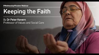 Keeping the Faith - Prof. Peter Kevern
