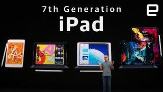 iPad 7th generation keynote in 4 minutes