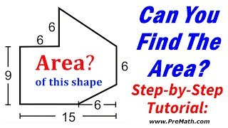 How to Find the Area of an Irregular Polygon: Step-by-Step Tutorial