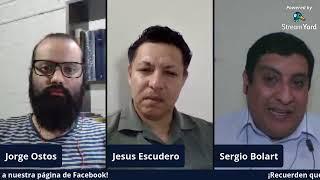 Charla Literaria con el pastor Sergio Bolart sobre escatología