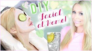 DIY Facial At Home!