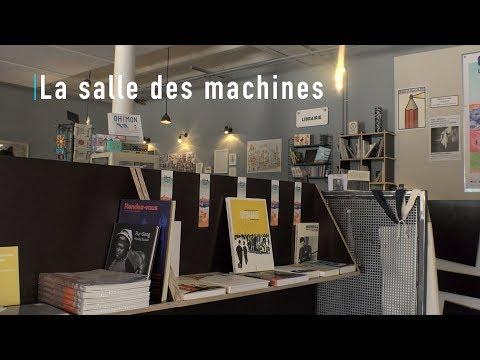 Librairie La Salle des Machines