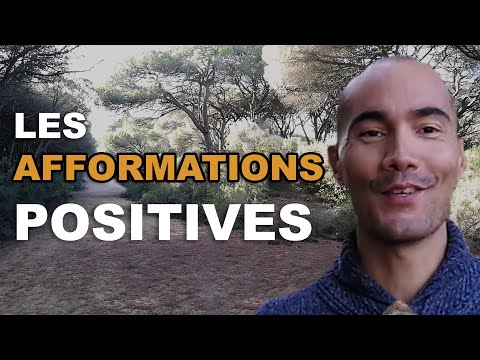 Les afformations positives, par David Tan