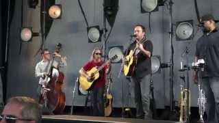 Dave Matthews Band - Stolen Away on 55th & 3rd Live Acoustic 5-16-14 Woodlands Pavilion