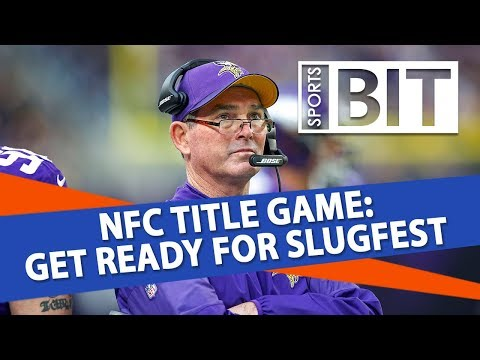 Minnesota Vikings at Philadelphia Eagles | Sports BIT | NFL Picks