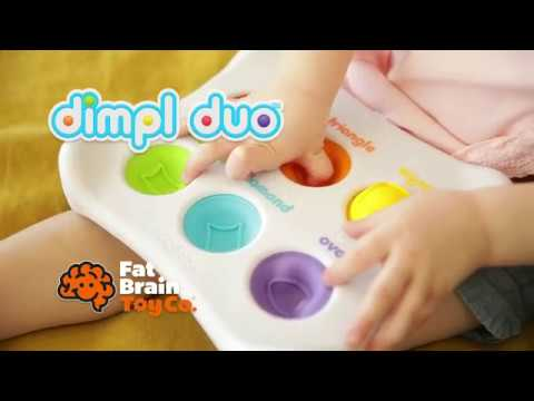 Youtube Video for Dimpl Duo - Sensory play