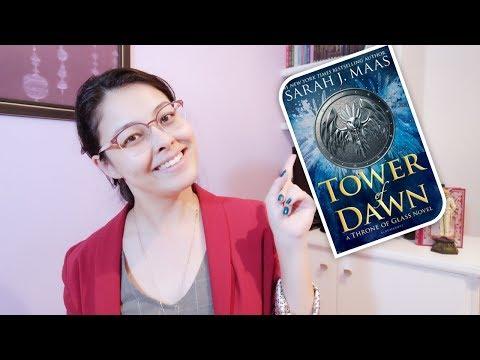 Torre do Alvorecer - Sarah J. Maas (Trono de Vidro #6) | Resenha