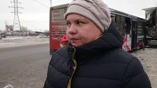 В автобусном предприятии рассказали о водители, который устроил ДТП на ЖБИ, где пострадали люди