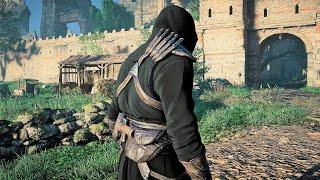 Assassin's Creed Valhalla Master Assassin Modded Altair Armor Stealth Kills Pc Gameplay