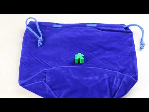 Parts Bag, Large, Blue video