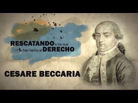 CESARE BECCARIA: LA HUMANIZACIÓN DEL DERECHO PENAL - RLQHD #1