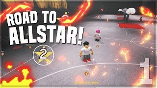 ROAD TO ALLSTAR! (BRAND NEW SERIES) EPISODE 1