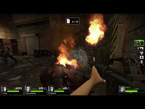 Left 4 Dead 2: Raccoon City Nemesis #8 FINALE Mp3