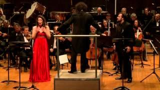 Bryan Hymel, Na'ama Goldman and The Jerusalem Symphony Orchestra, IBA