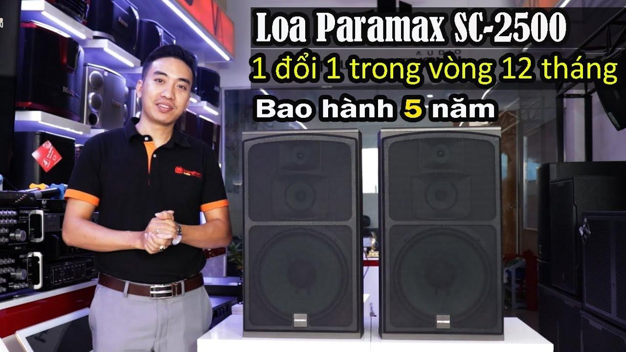Siêu phẩm liệu hay như quảng cáo - Loa Paramax F1050
