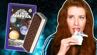 Irish People Try Space Food