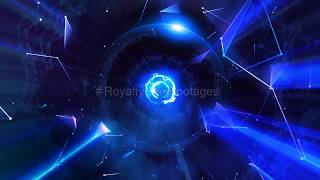 Motion Background HD | Psychill Psychedelic 3D Visual Progressive video | Royalty Free Footages